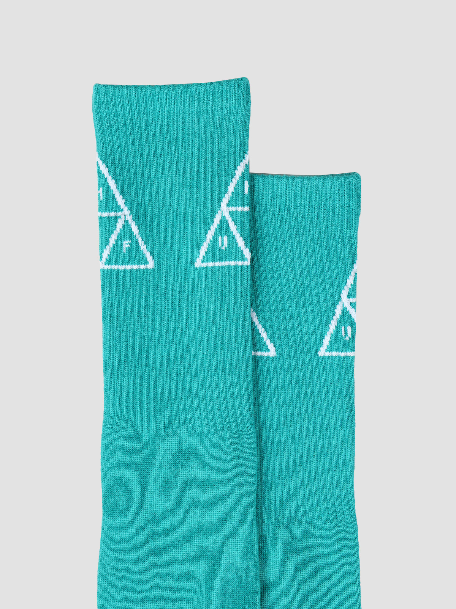 HUF HUF Triple Triangle Sock Deep Jungle SK00324