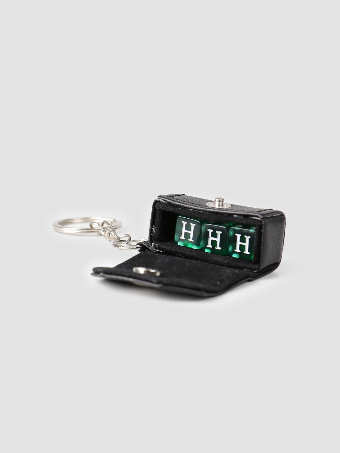 HUF HUF Cee-Lo Dice Keychain Black AC00177