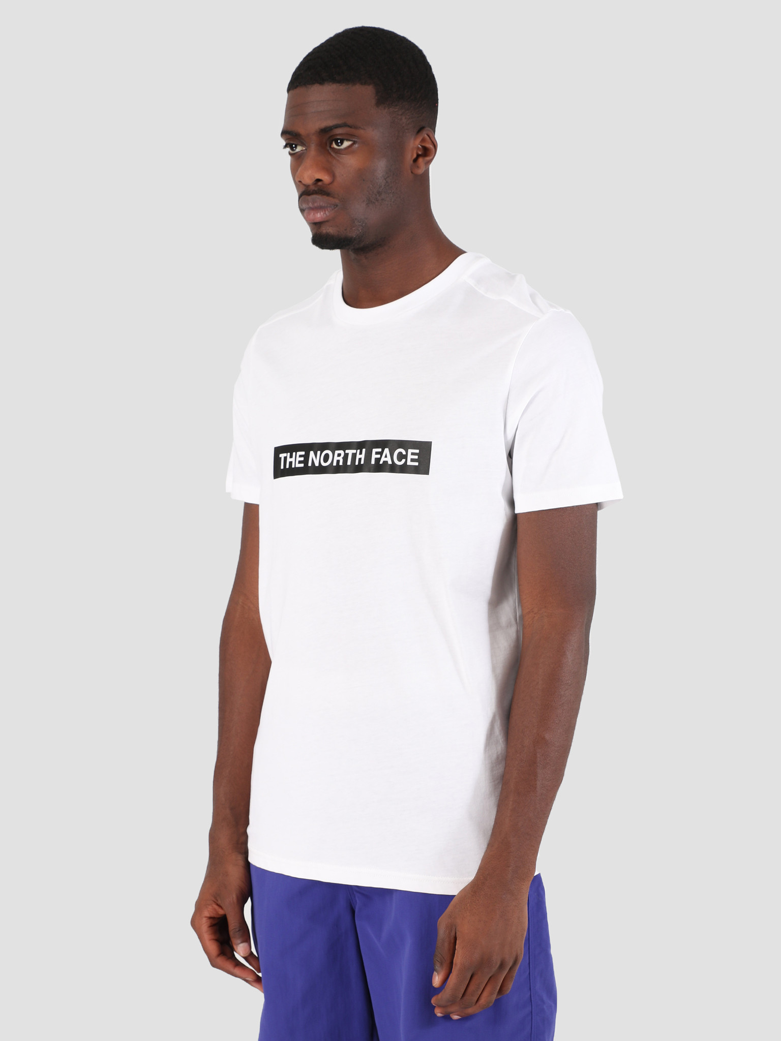 The North Face The North Face Light T-Shirt TNF White T93S3OFN4