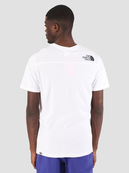 The North Face Light T-Shirt TNF White T93S3OFN4