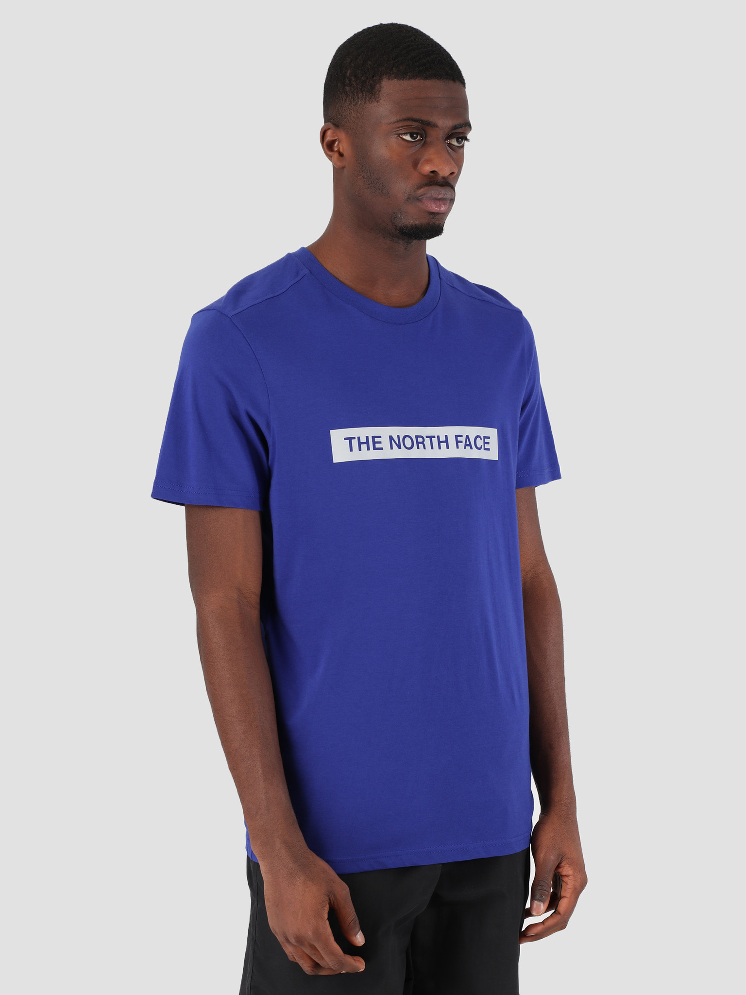 The North Face The North Face Light T-Shirt Lapis Blue T93S3O40S