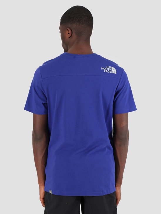 The North Face Light T-Shirt Lapis Blue T93S3O40S