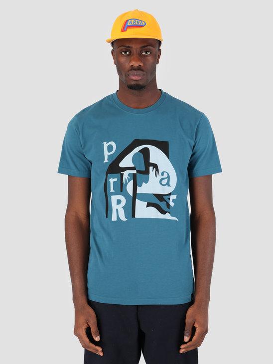 By Parra T-Shirt Table Sleeper Mallard Green 42240