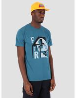 By Parra By Parra T-Shirt Table Sleeper Mallard Green 42240