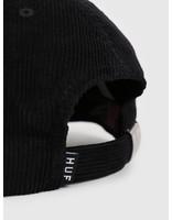 HUF HUF Archive Strapback Hat Black HT00319