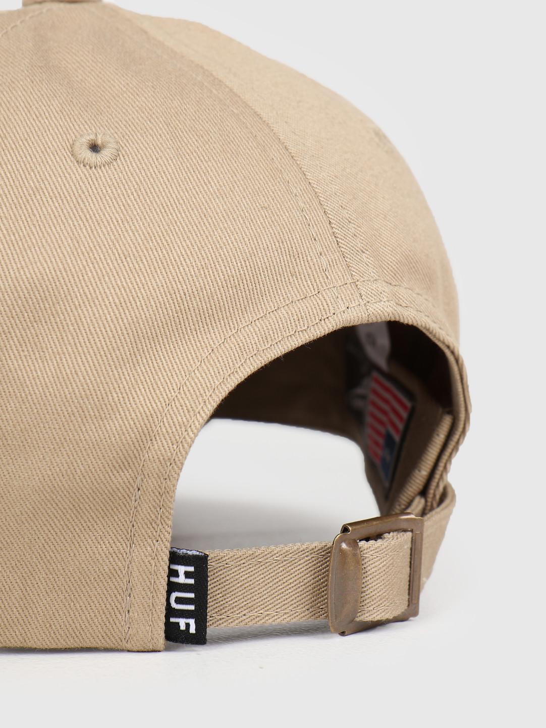 HUF HUF Essentials TT CV Hat Elmwood HT00346