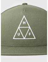 HUF HUF Essentials TT Snapback Hat Loden HT00344