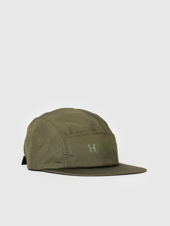 HUF Pocket Camp Hat Loden HT00317