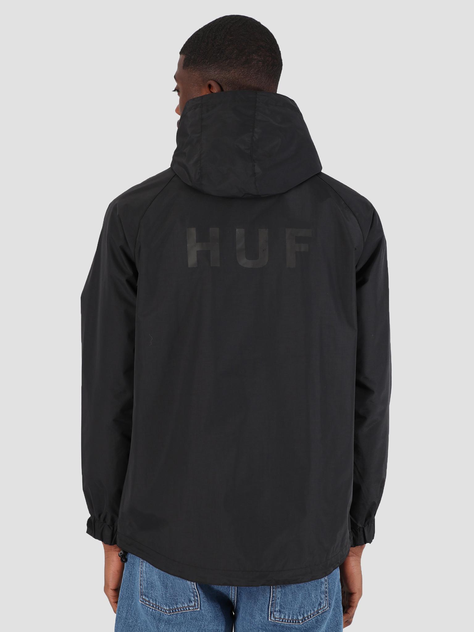 HUF HUF Standard Shell 2 Black JK00128