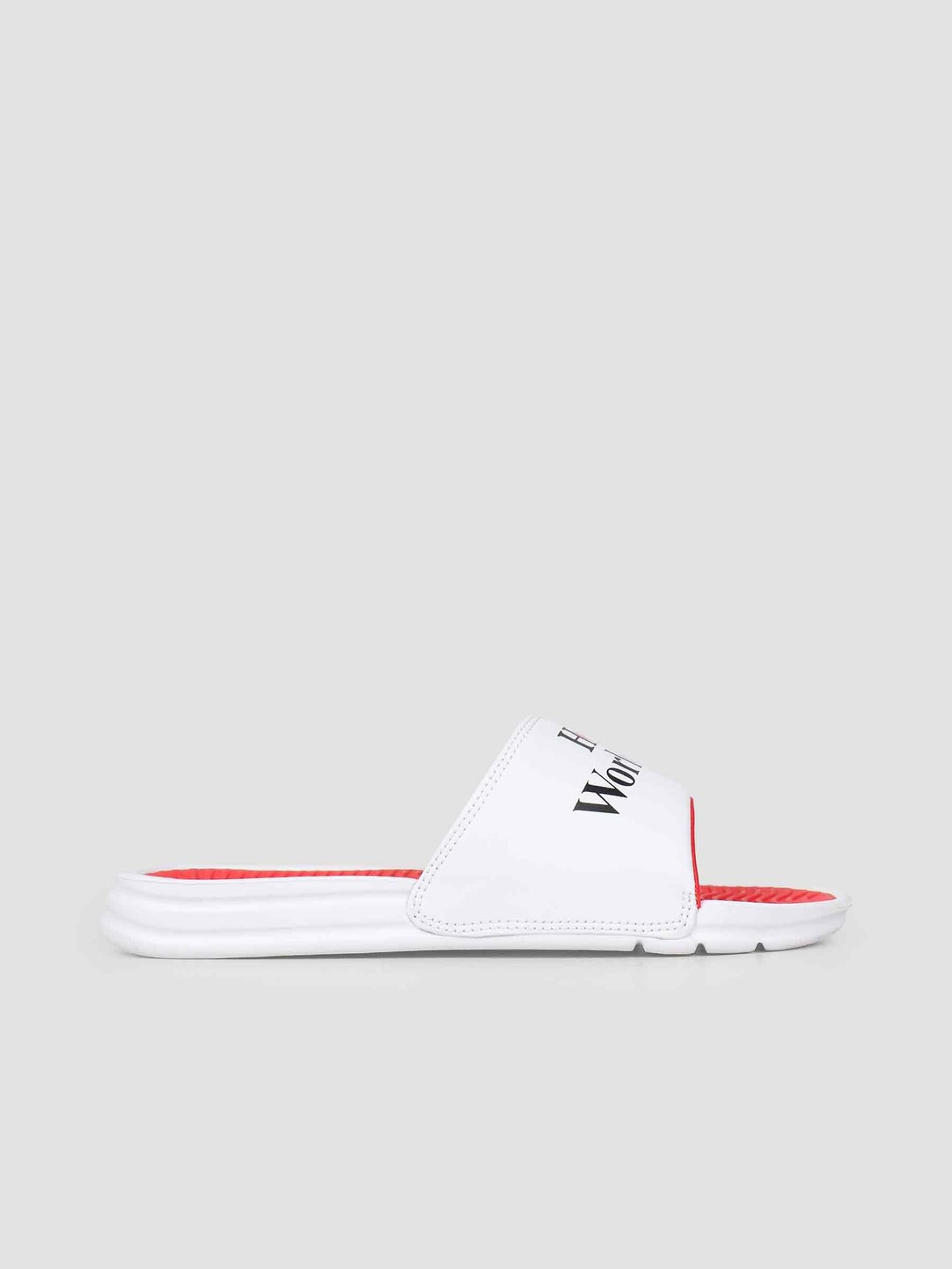 HUF HUF Huf Love Slide White CP00036