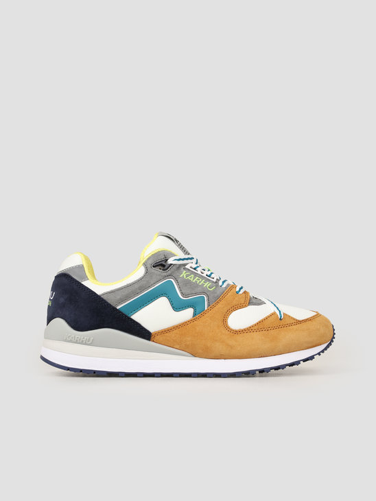 Karhu Synchron Classic Buckthorn Brown Ocean Depths F802639