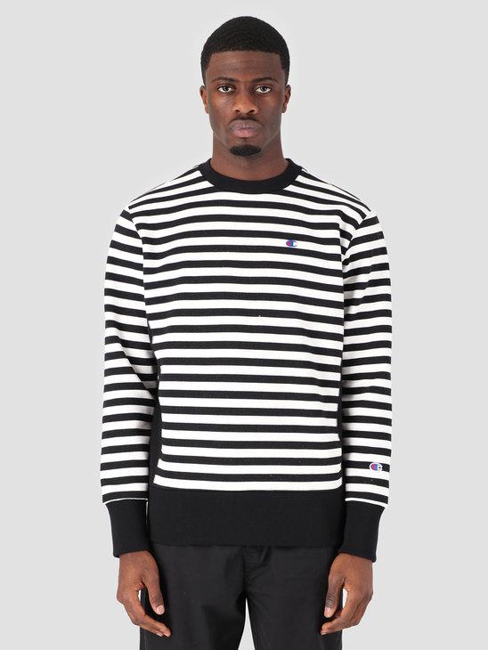 Champion Crewneck Sweatshirt NBK WHT 212970