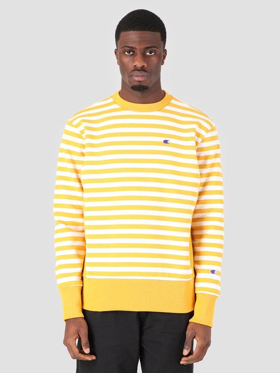 Champion Crewneck Sweatshirt MMO WHT 212970