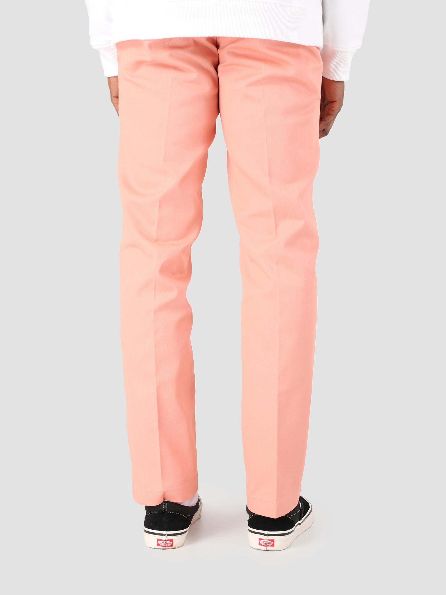 Dickies Dickies Straight Work Pant Flamingo WP873-FLA