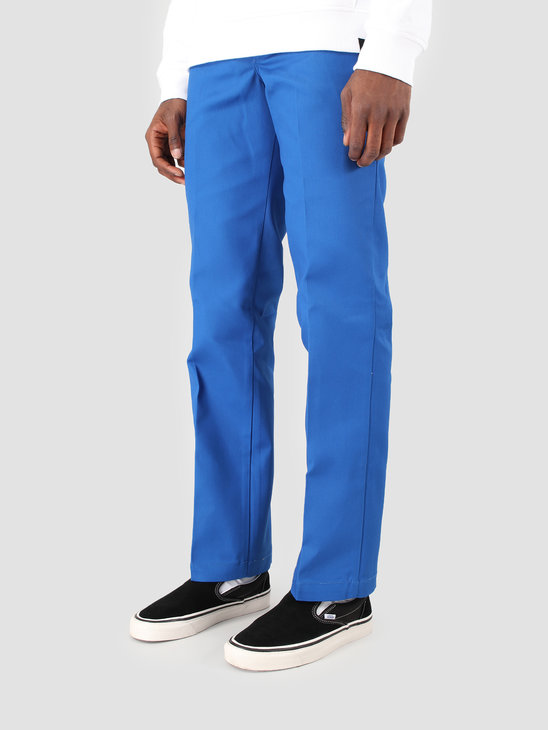 Dickies Straight Work Pant Royal Blue 2 WP873-BLL