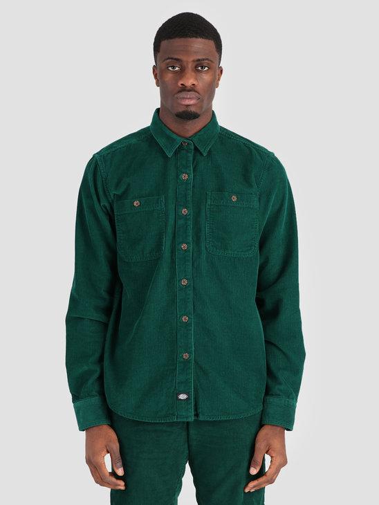 Dickies Bayville Longsleeve Shirt Scout 05 200345-UC