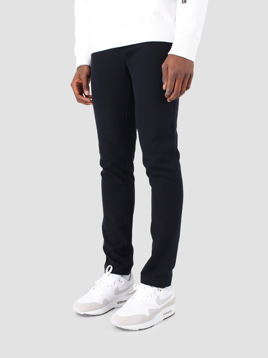 RVLT Jens Chino Trousers Navy 5804