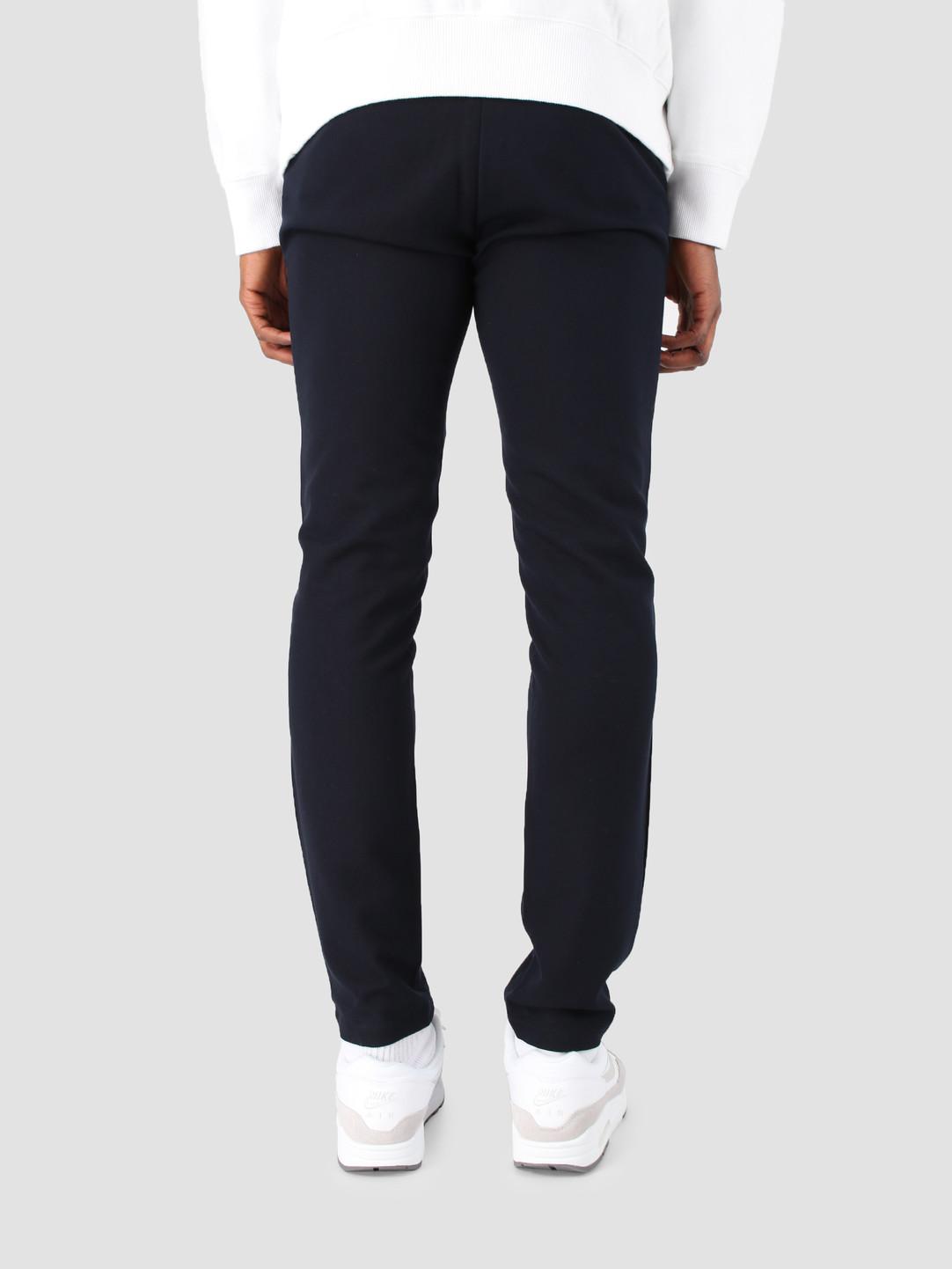 RVLT RVLT Jens Chino Trousers Navy 5804