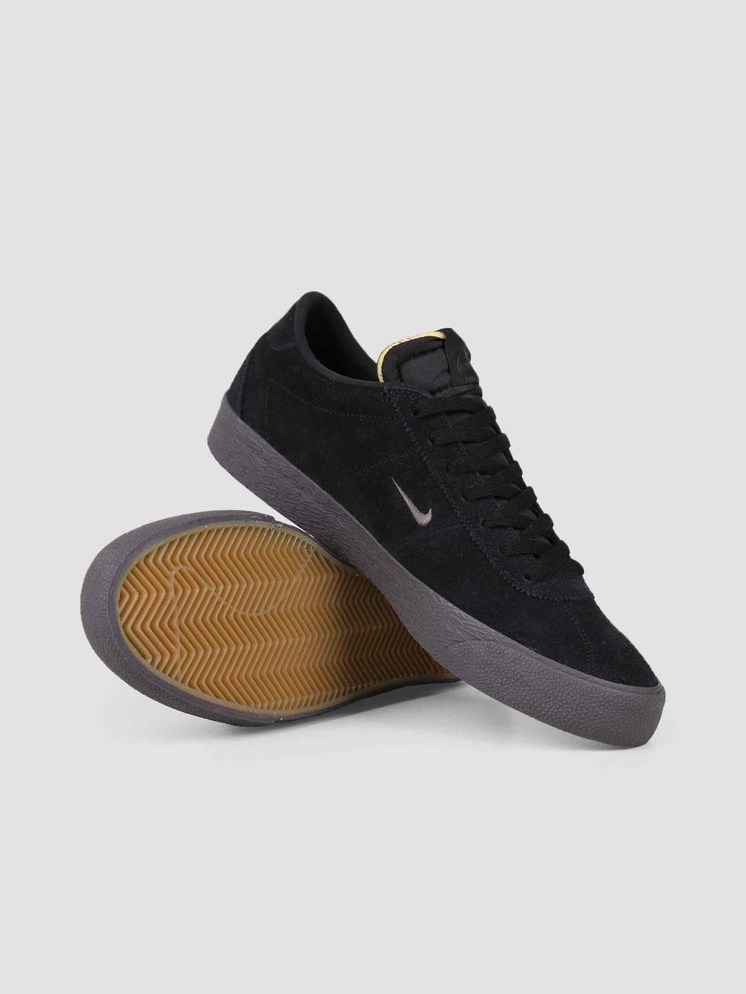 Nike Nike SB Zoom Brown Black Thunder Grey AQ7941-003