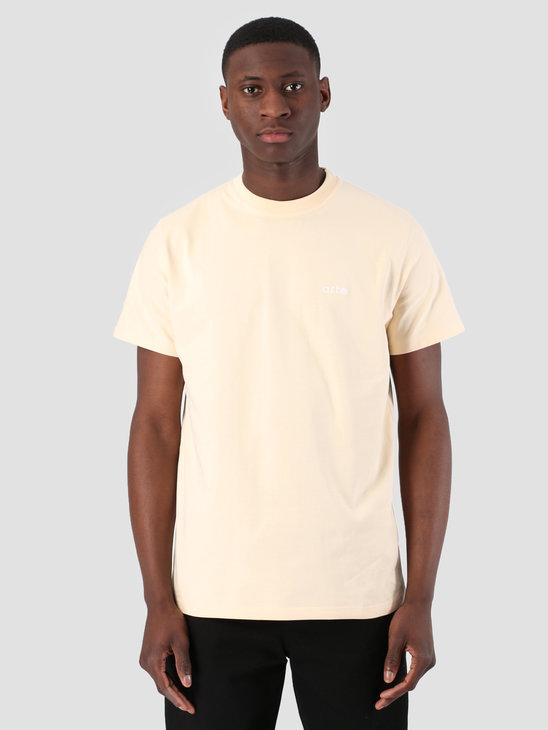 Arte Antwerp Troy Logo Creme T-Shirt 3757110