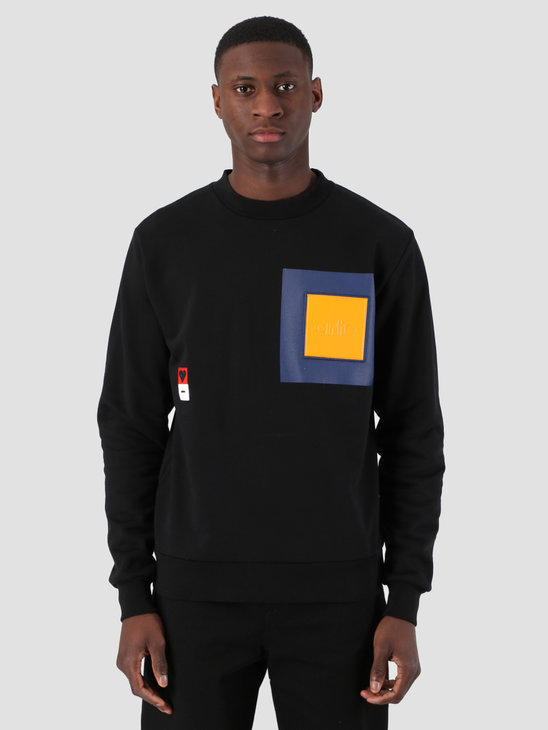 Arte Antwerp Solivan Black Sweater 3757104