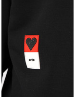 Arte Antwerp Arte Antwerp Solivan Black Sweater 3757104