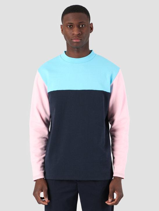 Arte Antwerp Ken Light Blue Sweater 3757086