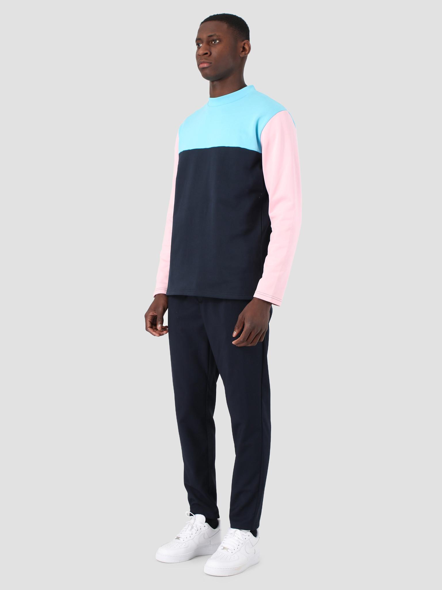 Arte Antwerp Arte Antwerp Ken Light Blue Sweater 3757086