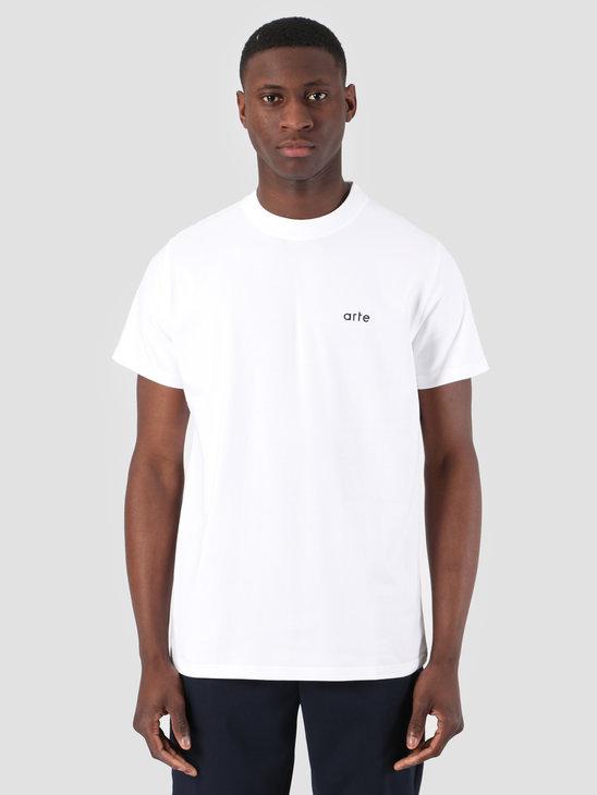 Arte Antwerp Troy White T-Shirt 3759926