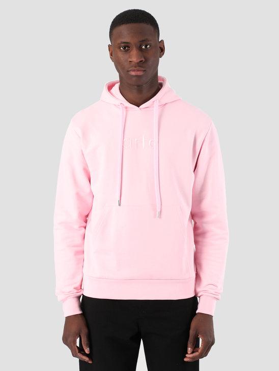 Arte Antwerp Henk Pink Logo Hoodie 3759901