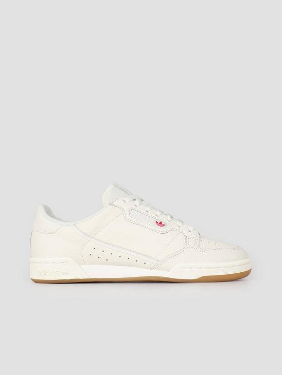 adidas Continental 80 Owhite Rawwht Gum3 BD7975