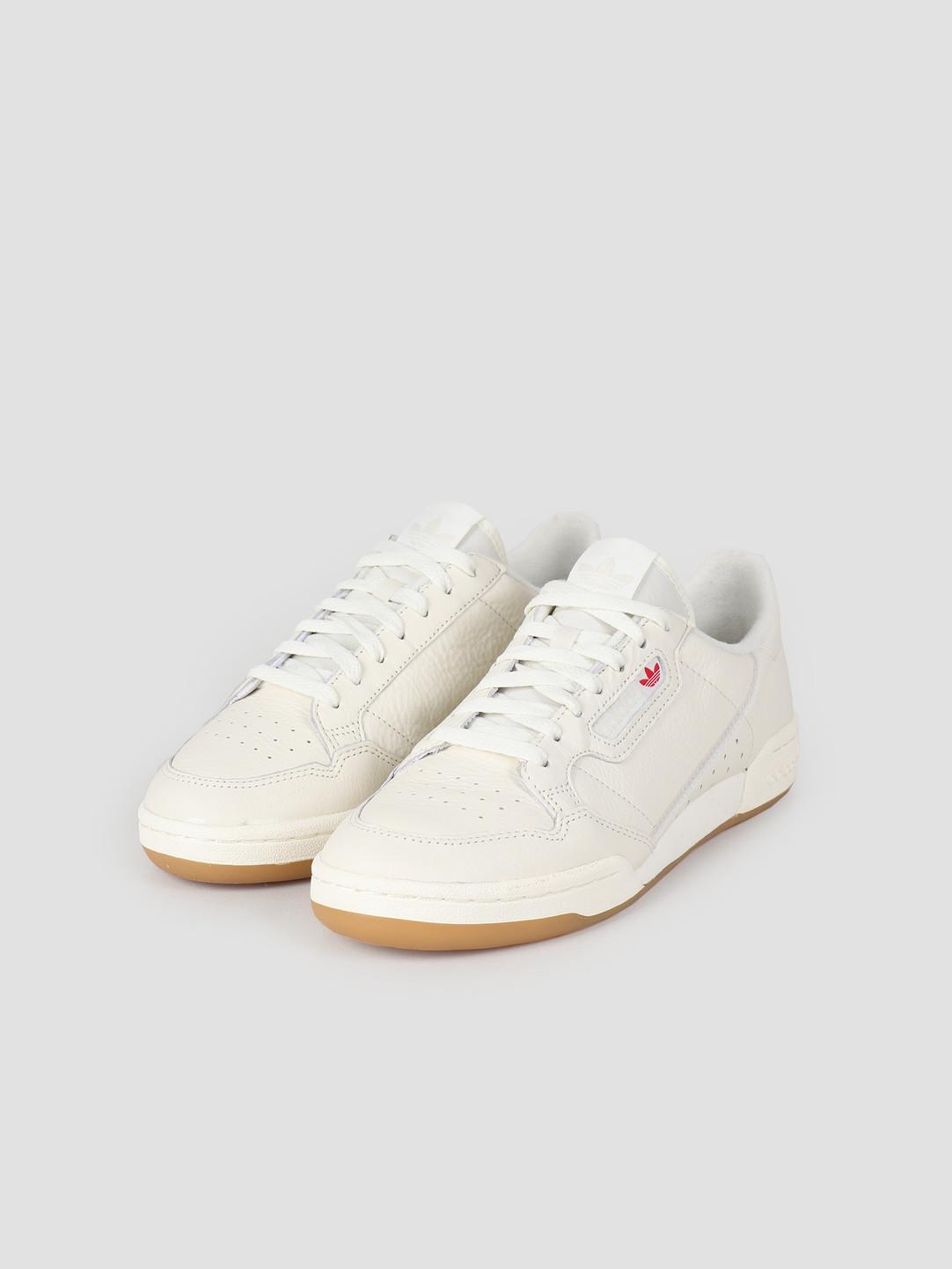 adidas adidas Continental 80 Owhite Rawwht Gum3 BD7975