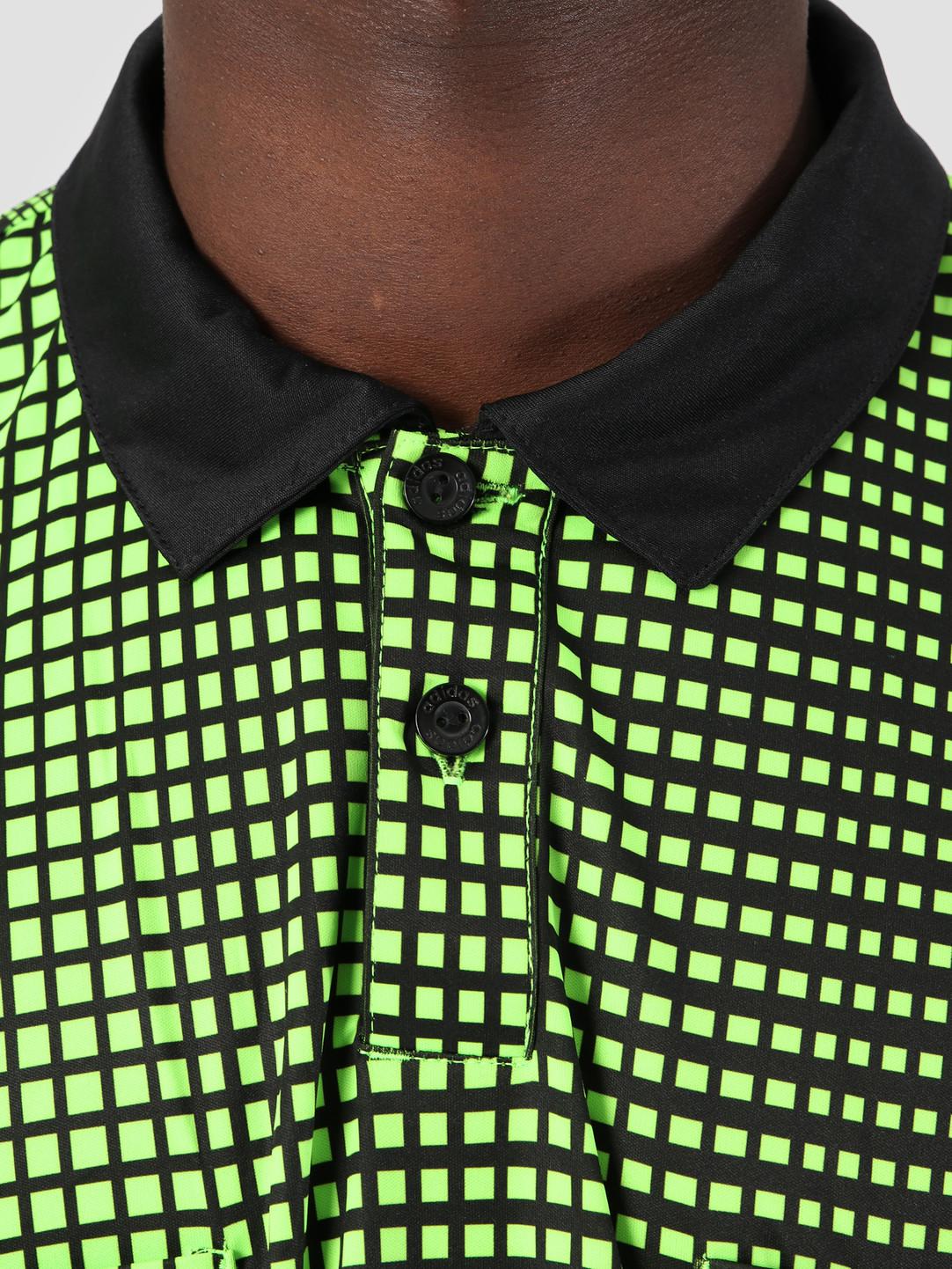 adidas adidas Ref Jersey Longsleeve Black DU8207