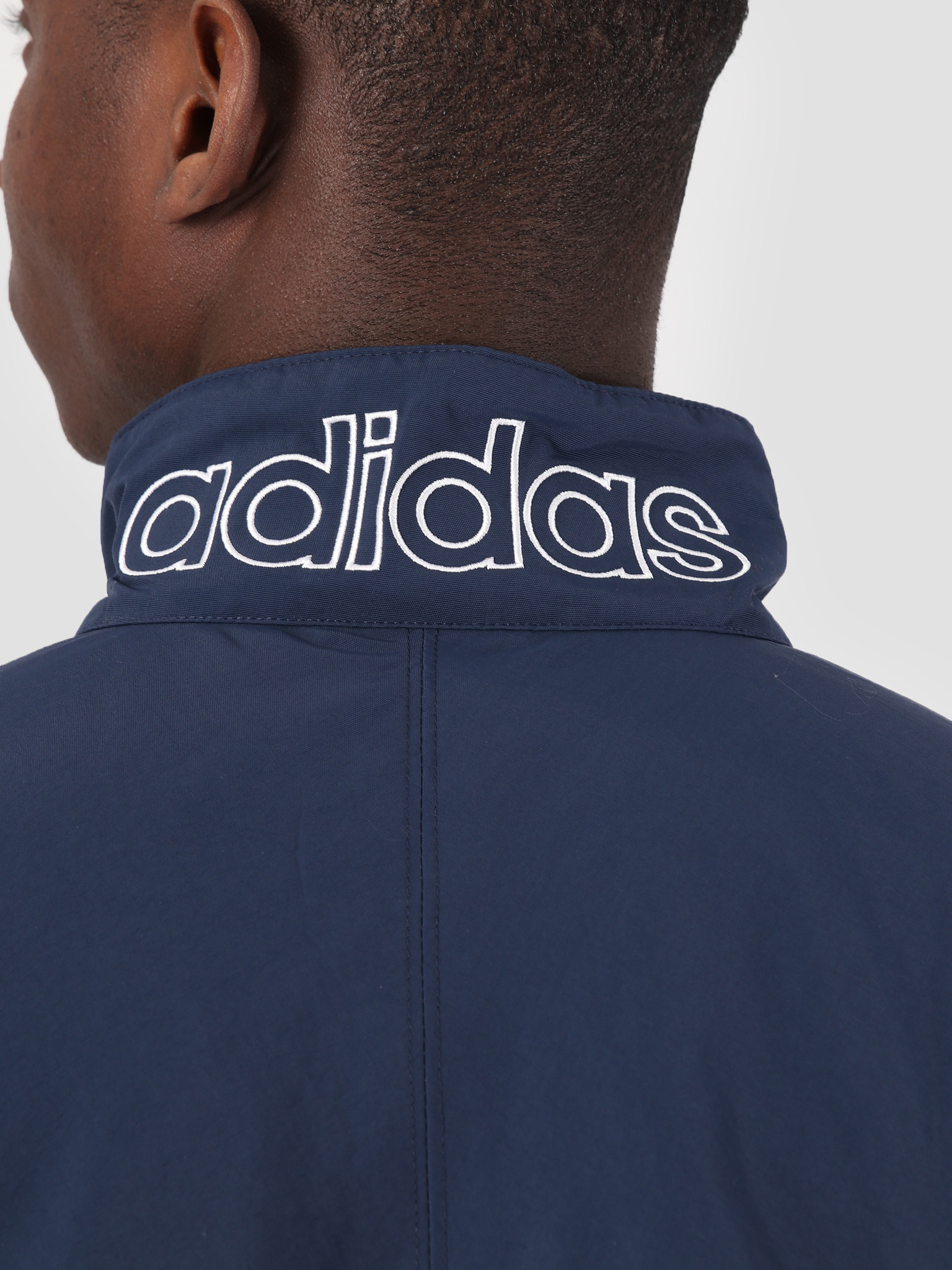 adidas adidas Blocked Warm Up Raw Navy DV3117
