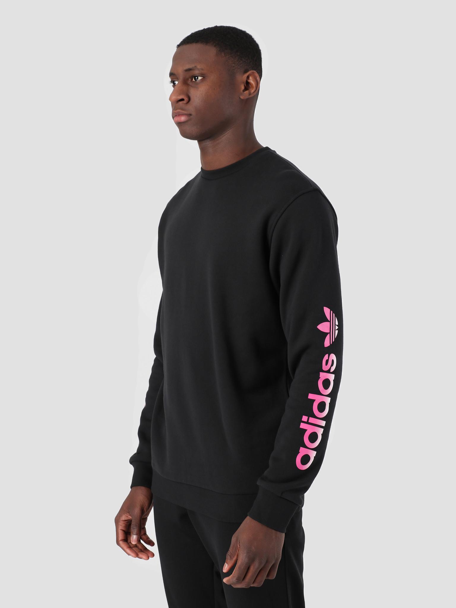 adidas adidas Graphic Crew Black DV2037