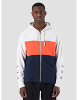 adidas adidas Full Zip Hoody Grey Navy DV3145