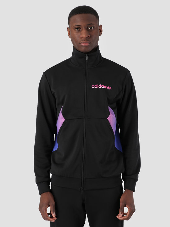 adidas Degrade Track Top Black DV2032