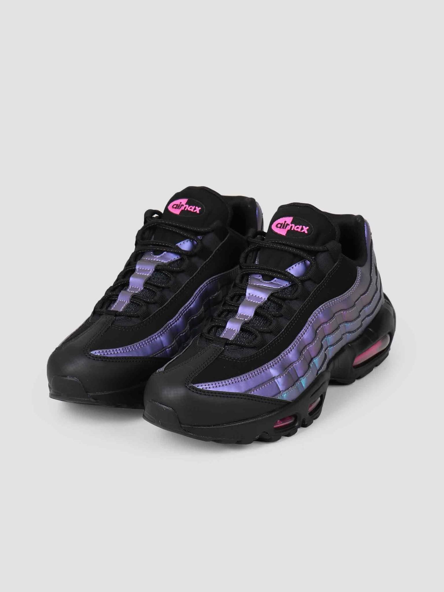 Nike Nike Air Max 95 Premium Black Laser 538416-021