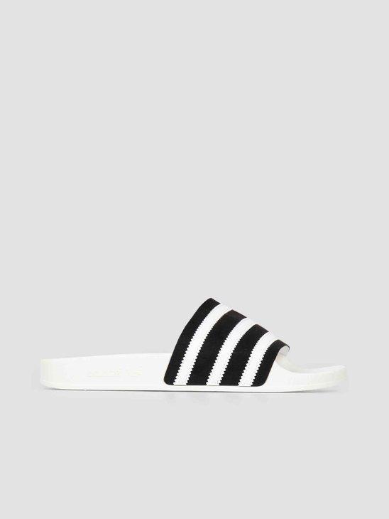 adidas AdileTrack Tope Cblack Ftwwht Owhite BD7592
