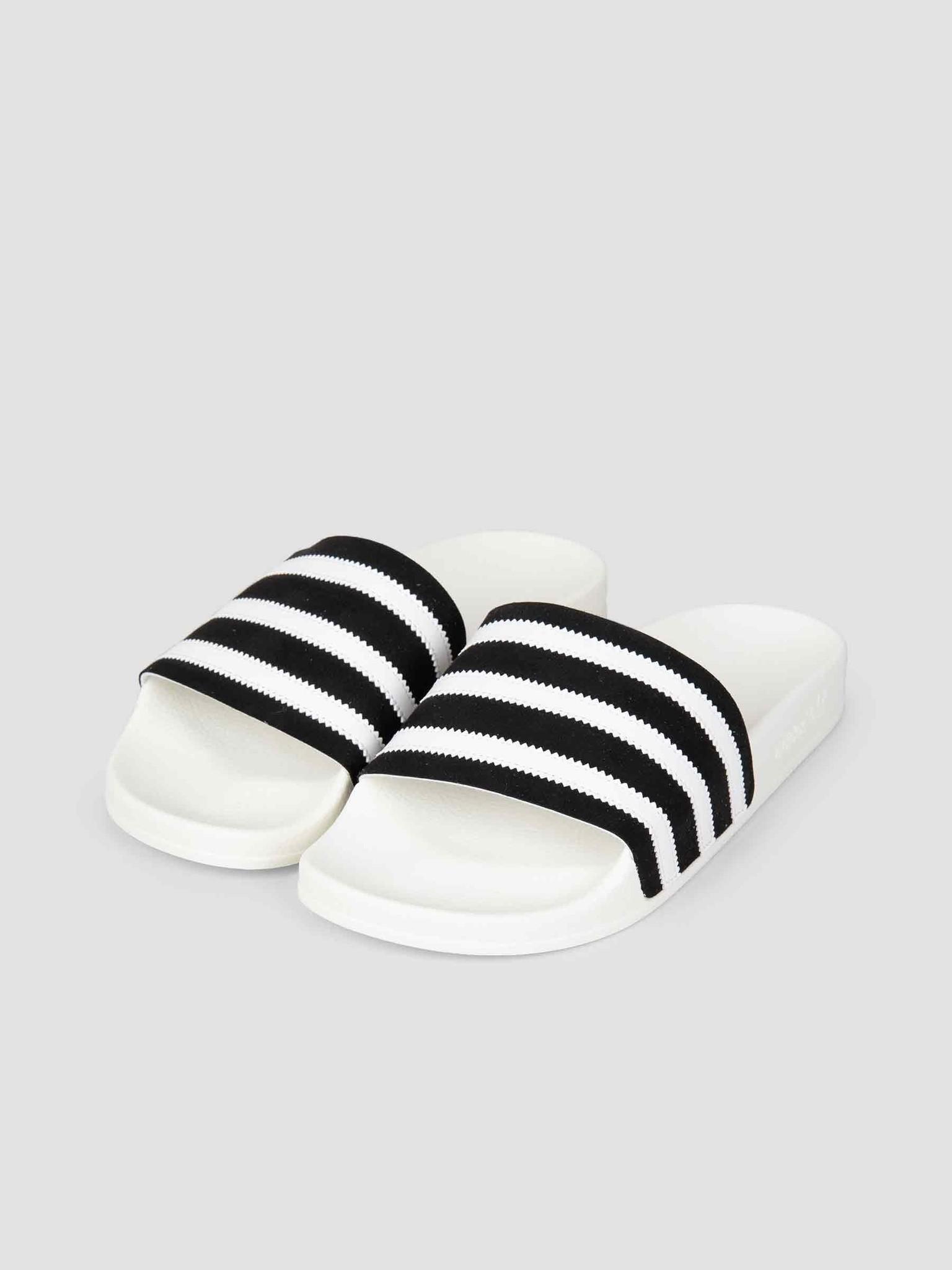 adidas adidas AdileTrack Tope Cblack Ftwwht Owhite BD7592