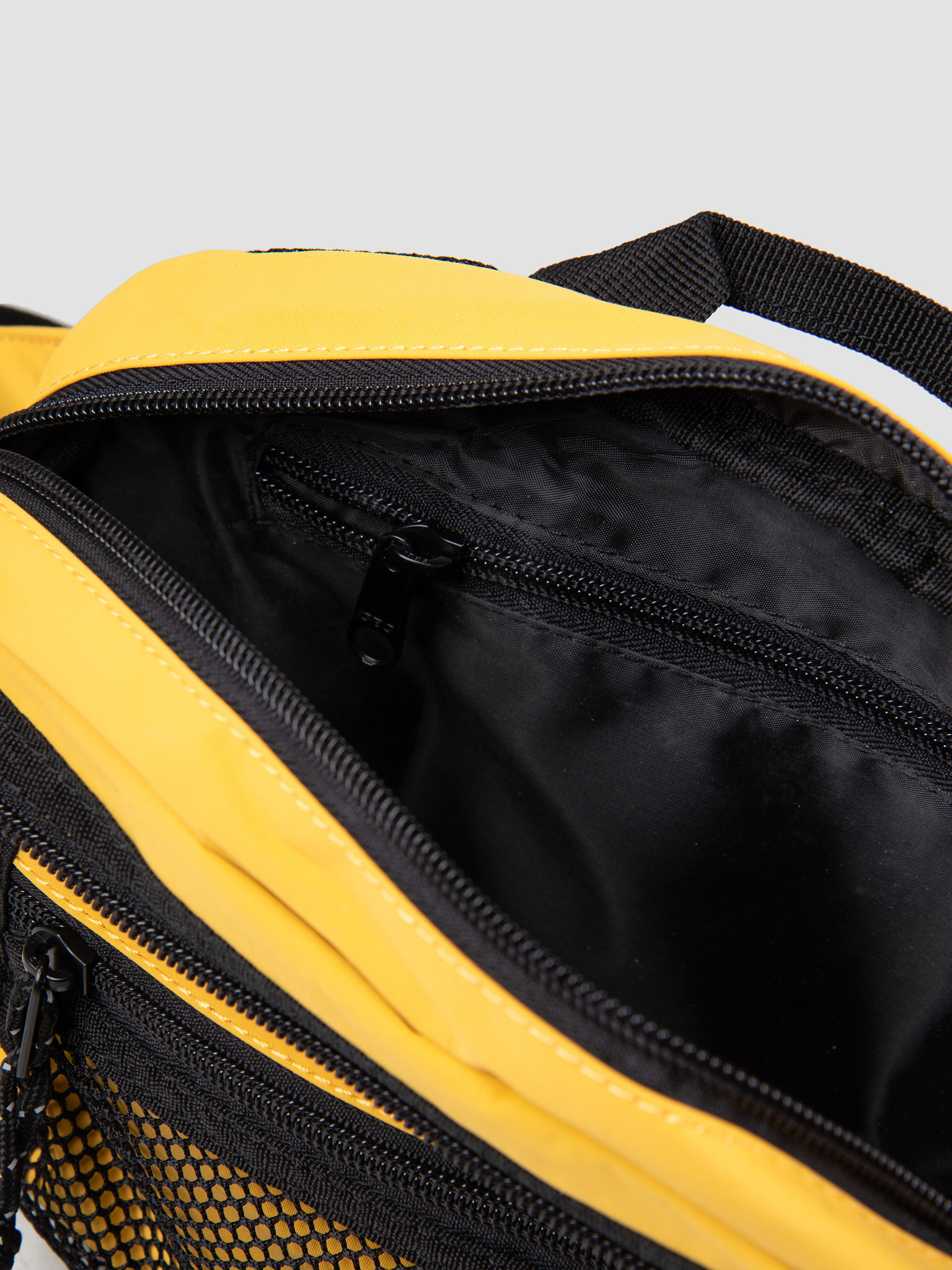 Obey Obey Conditions Waist Bag YEL 100010108