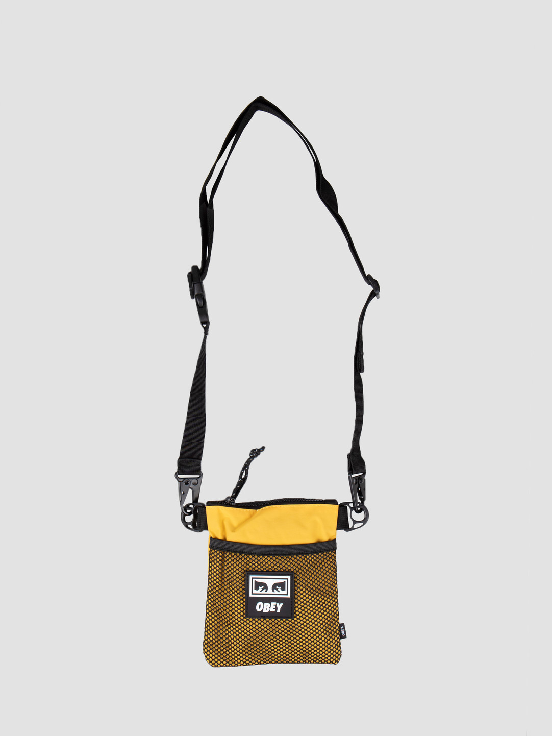 Obey Obey Conditions Side Pouch YEL 100010111