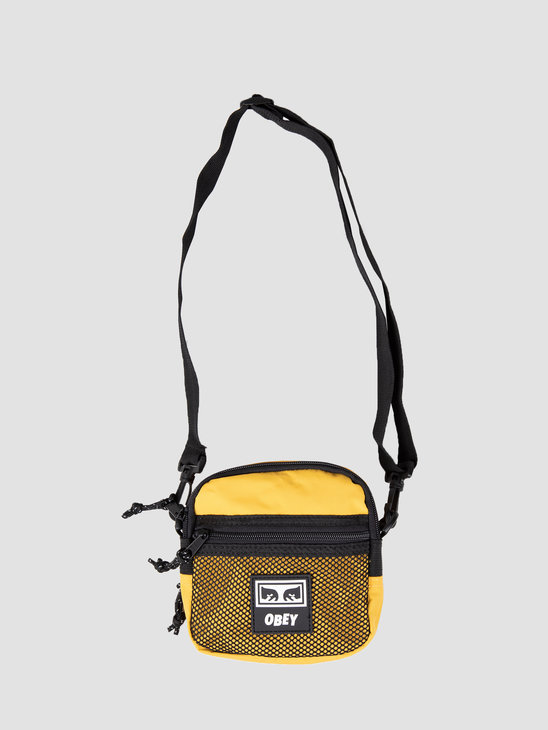 Obey Conditions Traveler Bag YEL 100010109