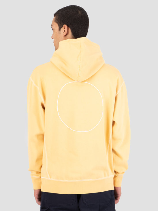 Heresy Solar Hoodie Yellow HSS19-S01