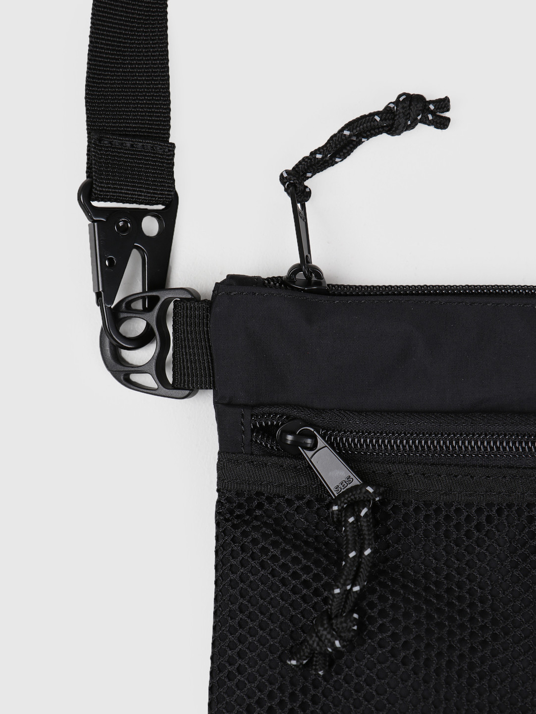 Obey Obey Conditions Side Bag BLK 100010110
