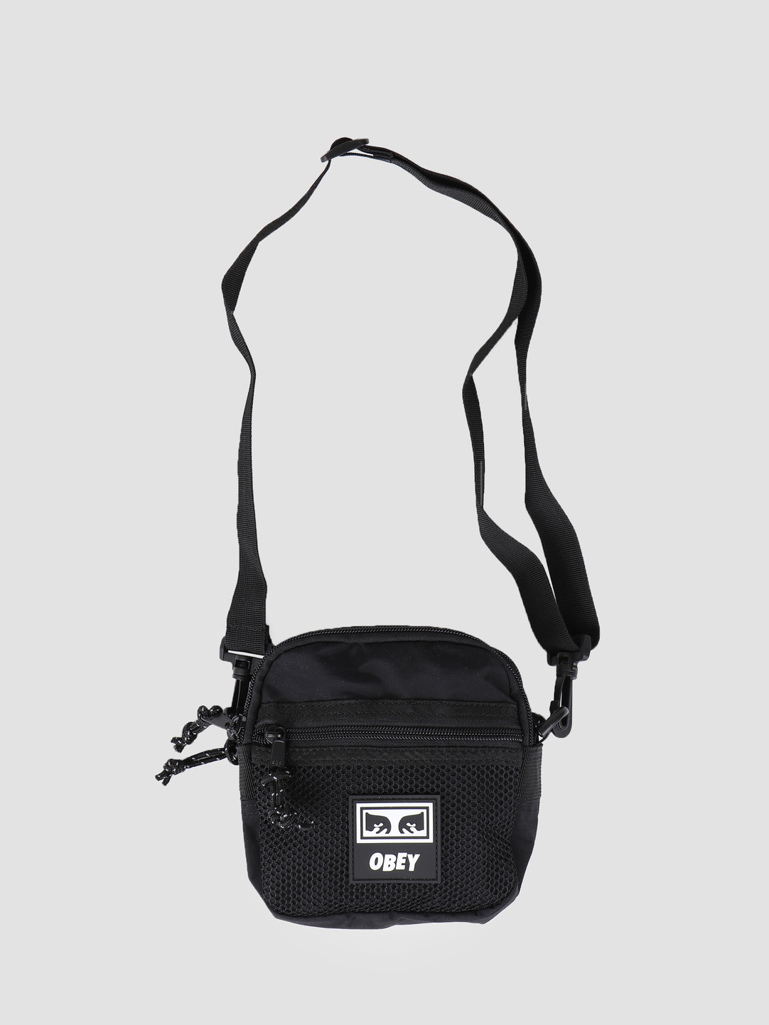 Obey Obey Conditions Traveler Bag BLK 100010109