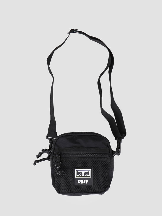 Obey Conditions Traveler Bag BLK 100010109