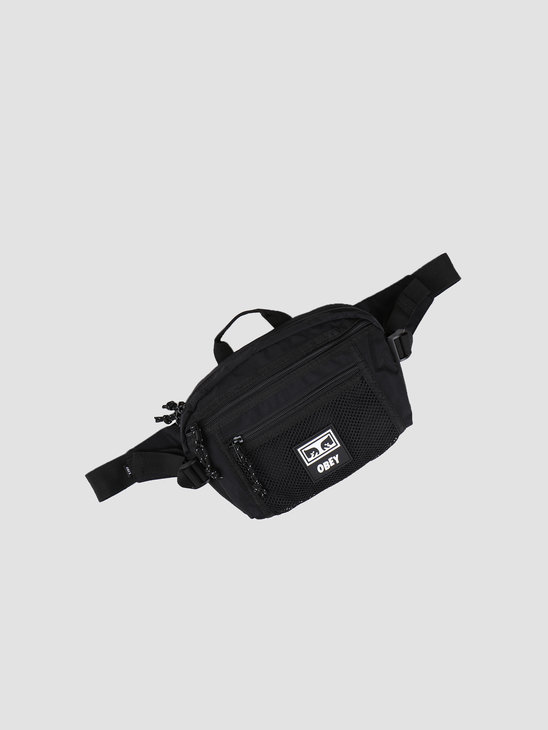 Obey Conditions Waist Bag BLK 100010108