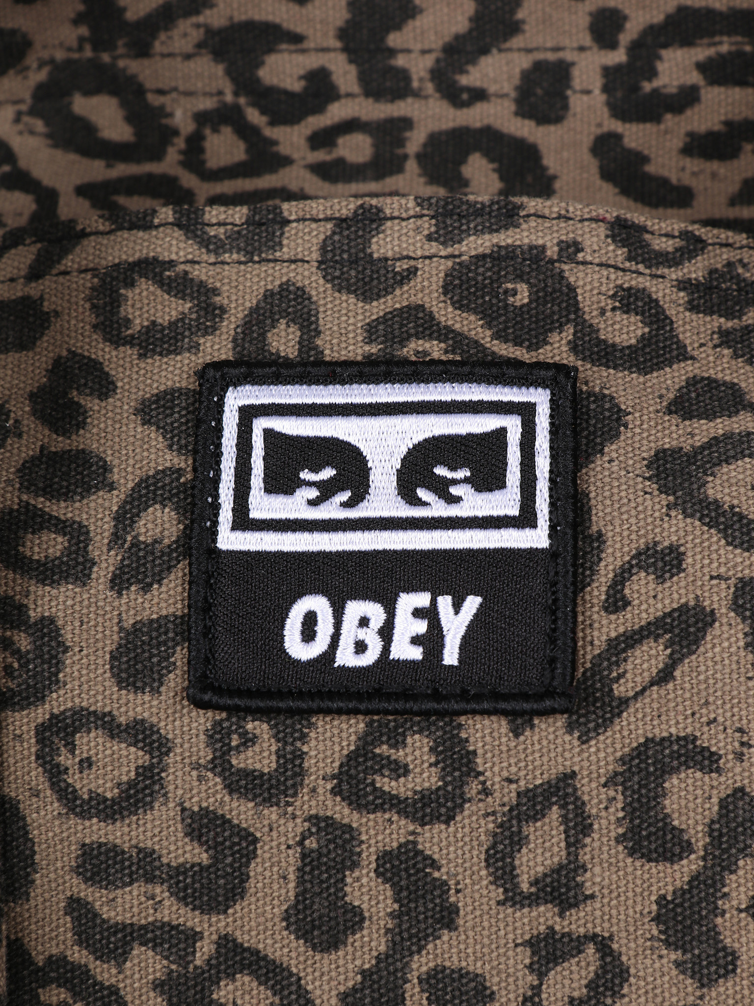 Obey Obey Wasted Tote Bag LEO 100010103