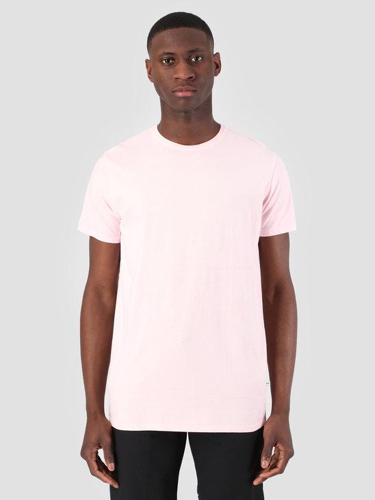 Kronstadt Hey Ho Basic T-Shirt Pink KRFH18-KS2455
